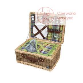 Kosz piknikowy z wyposażeniem dla 2 osób Cilio Melano