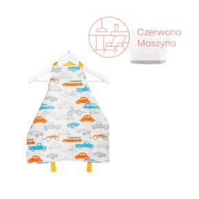 Fartuszek i czapka kucharska Zuzu Toys Auta 1-2 lata