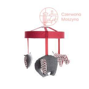 Karuzela Zuzu Toys Sawanna czerwona