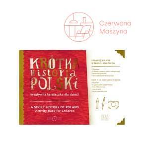 Książeczka kreatywna Zuzu Toys Krótka Historia Polski
