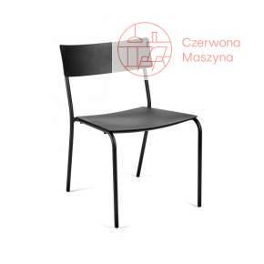 Krzesło Serax August, black