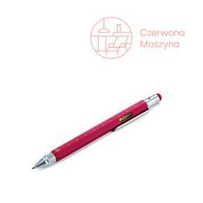 Długopis Troika Construction, czerwony