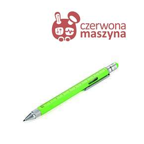 Długopis Troika Construction, limonkowy