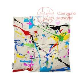 Poszewka dekoracyjna na poduszkę Snurk Splatter 50 x 50 cm