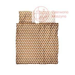 Pościel Snurk Wooden Cubes 200 x 200 cm