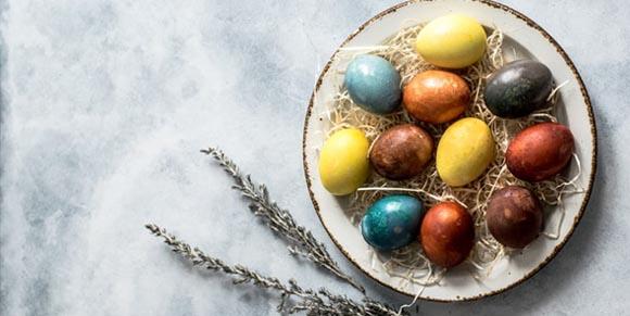 Wielkanocny serwis
