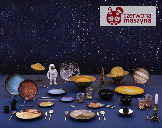 Zastawa stołowa Seletti Cosmic Dinner