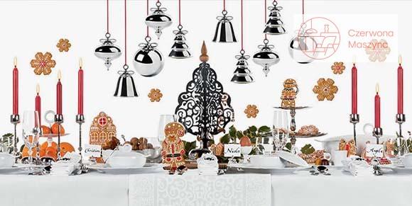 Świąteczna zastawa stołowa Alessi