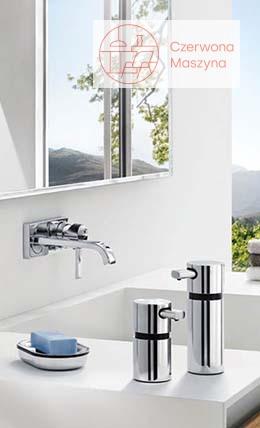 Kolekcja akcesoriów łazienkowych Blomus Areo