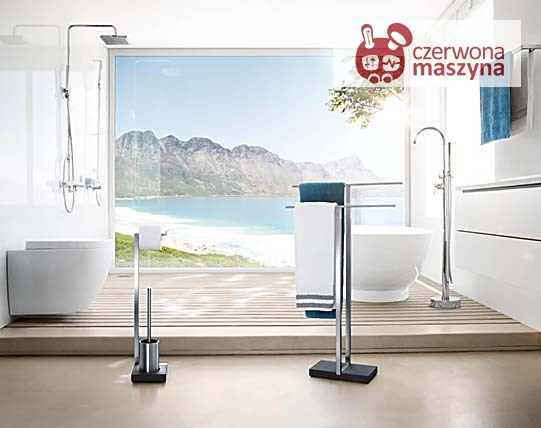 Kolekcja akcesoriów łazienkowych Blomus Menoto