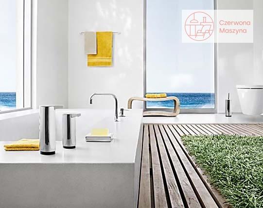 Kolekcja akcesoriów łazienkowych Blomus Sento