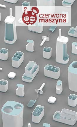 Kolekcja akcesoriów łazienkowych Joseph Joseph Bathroom