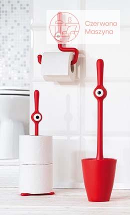 Kolekcja akcesoriów łazienkowych Koziol Toq