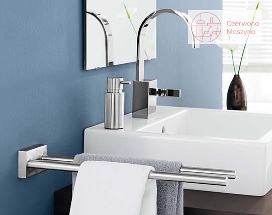 Kolekcja akcesoriów łazienkowych Zack Fresco