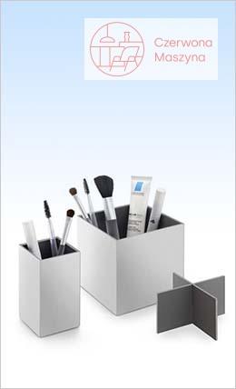 Kolekcja akcesoriów łazienkowych Zack Xero