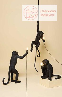 Lampa Seletti Monkey czarna