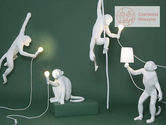 Lampa Seletti Monkey biała