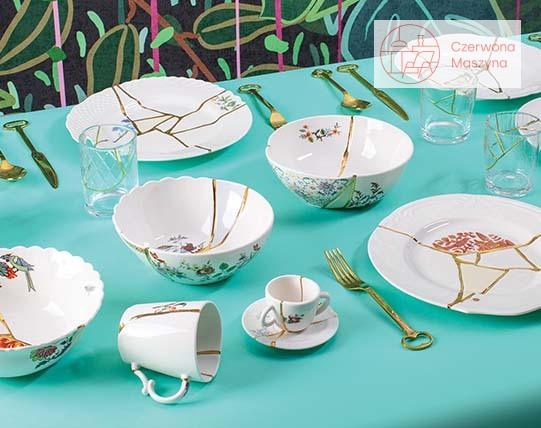 Kolekcja zastawy stołowej Seletti Kintsugi