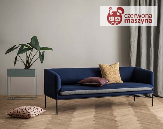 Sofa ferm LIVING Turn