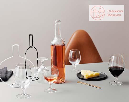 Kolekcja szkła stołowego Holmegaard Royal Arne Jacobsen