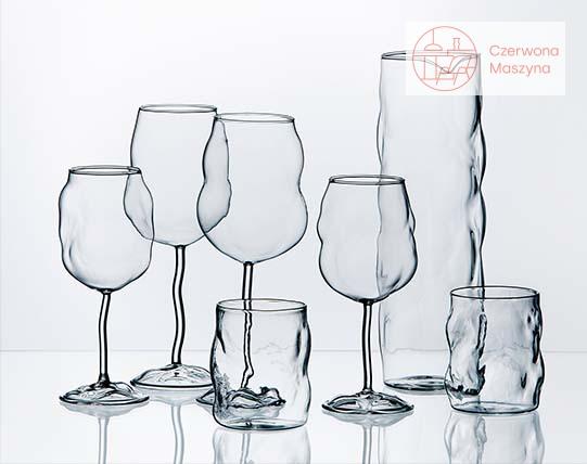 Kolekcja szkła stołowego Seletti Glass from Sonny