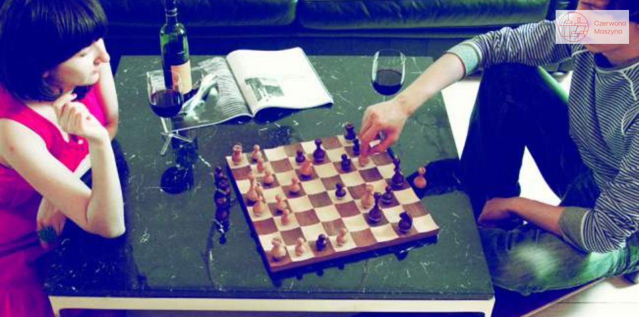 Walentynki z szachami Umbra