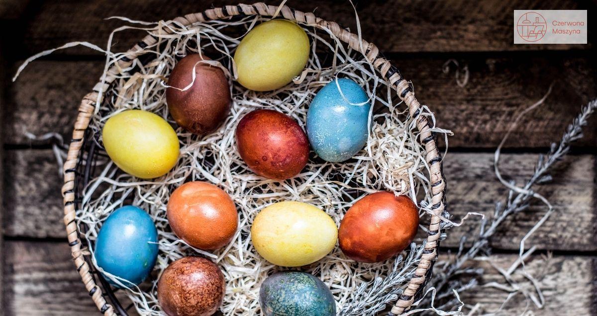 Wielkancne jajka
