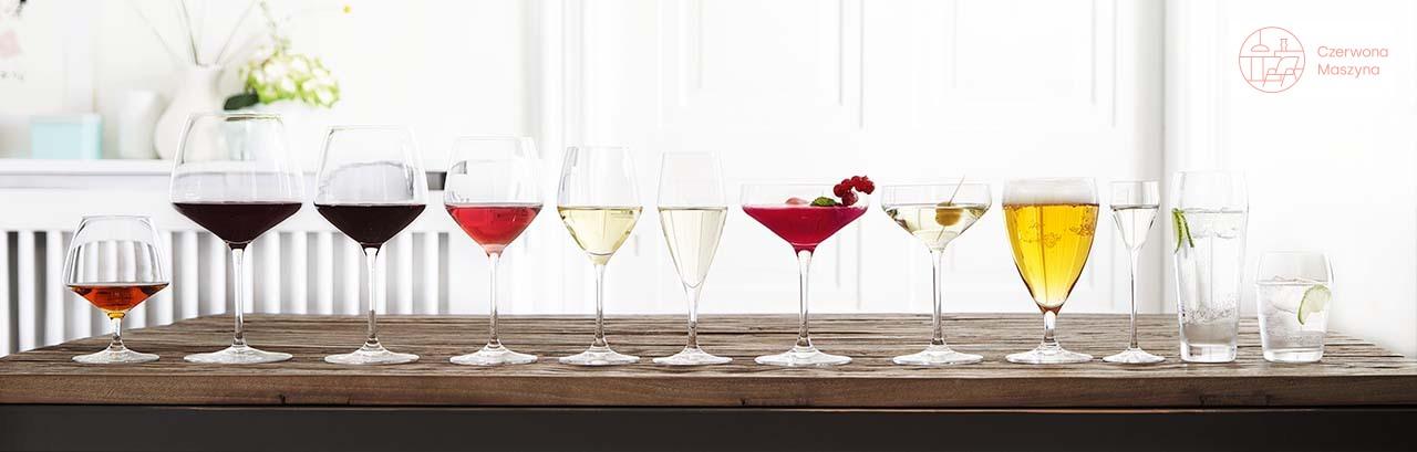 Kolejność podawania alkoholu - złote zasady