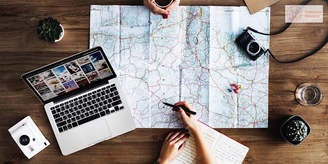 Podróżowanie analogowe