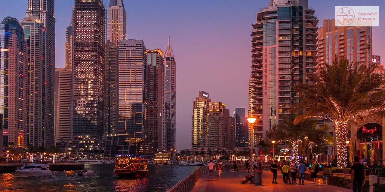 Luksus jak w Dubaju