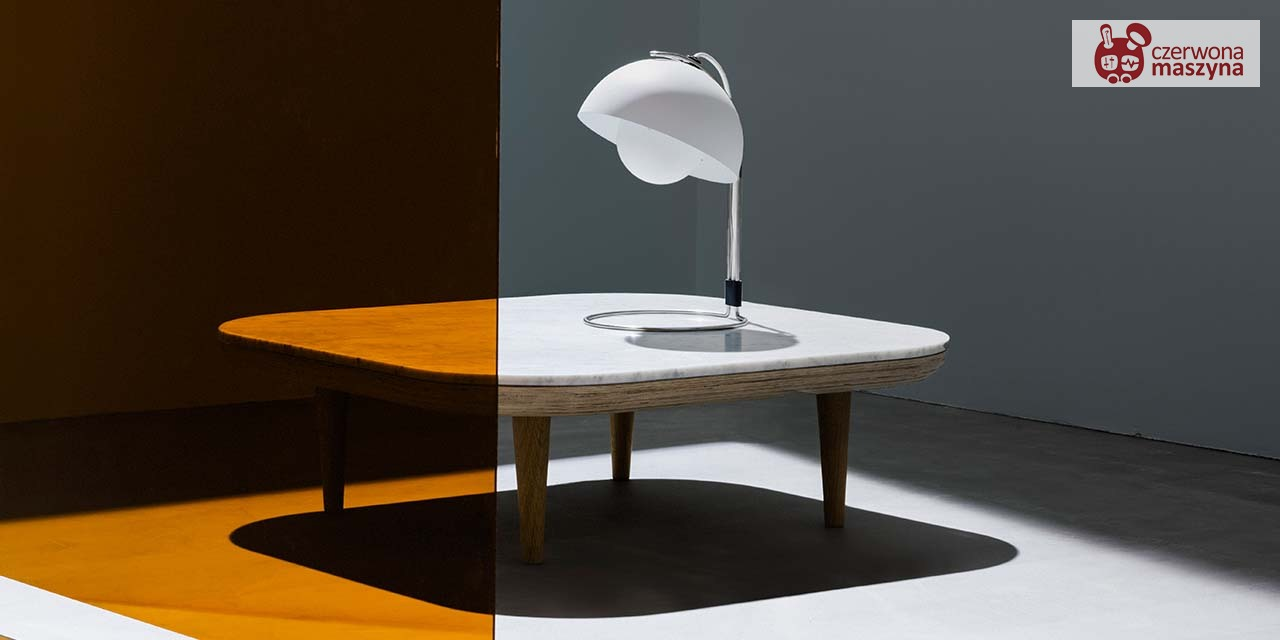 Lampa stołowa &tradition Flowerpot