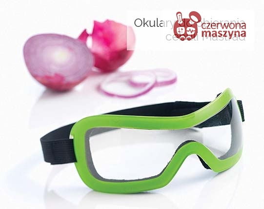 Okulary do obierania cebuli Mastrad