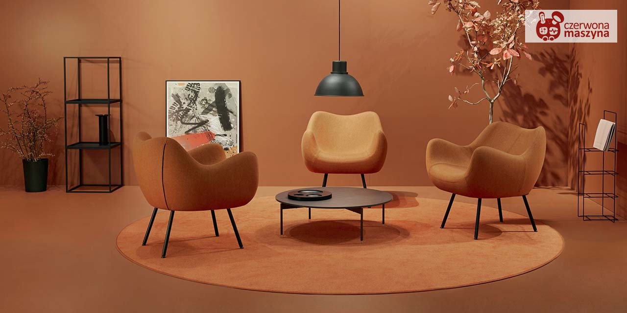 Fotele Vzor Roman Modzelewski RM58