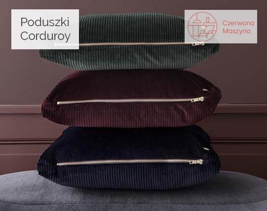 Poduszki ferm LIVING Corduroy