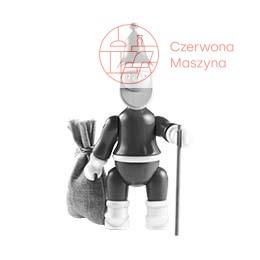 Zabawka Kay Bojesen Mikołaj