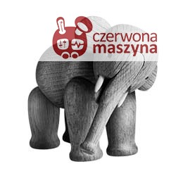 Zabawka Kay Bojesen Słoń