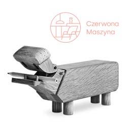 Zabawka Kay Bojesen Hipopotam