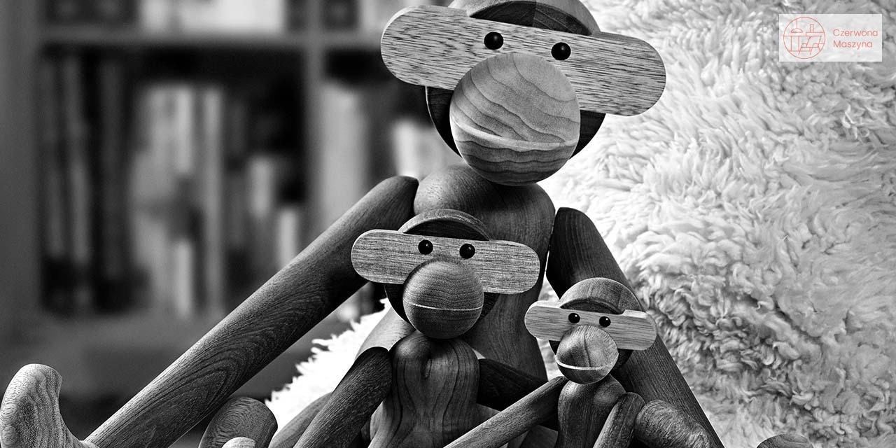 Małpki Kaya Bojesena