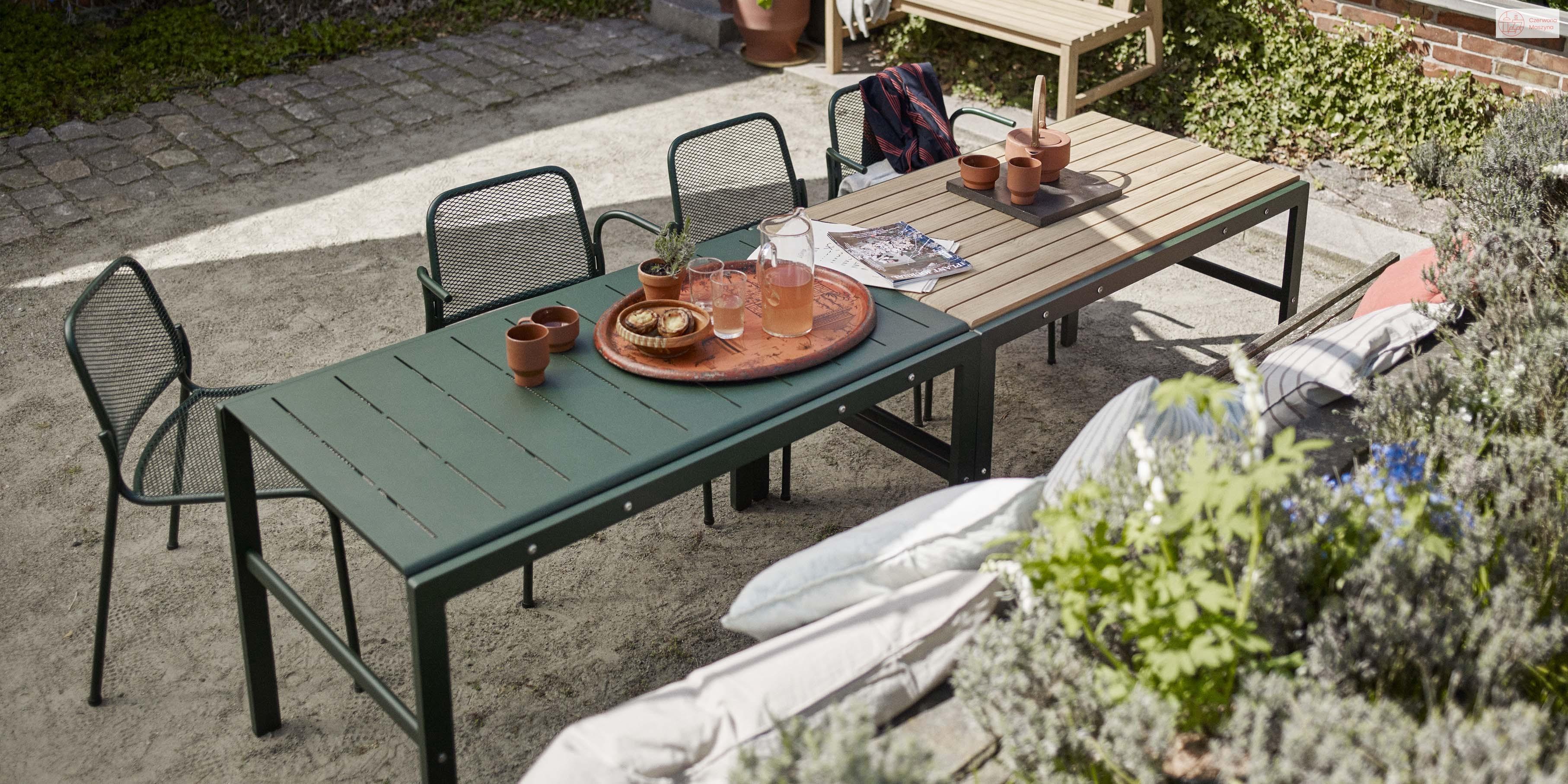 Meble ogrodowe - jak wybierać?