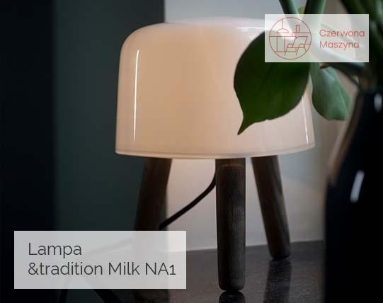 Lampa stołowa &tradition Milk NA1