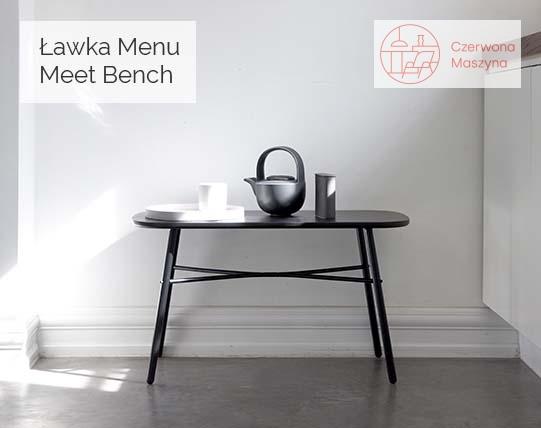 Ławka Menu Meet Bench