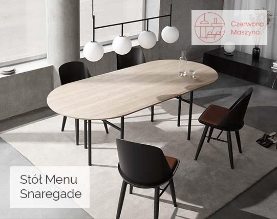 Stół Menu Snaregade
