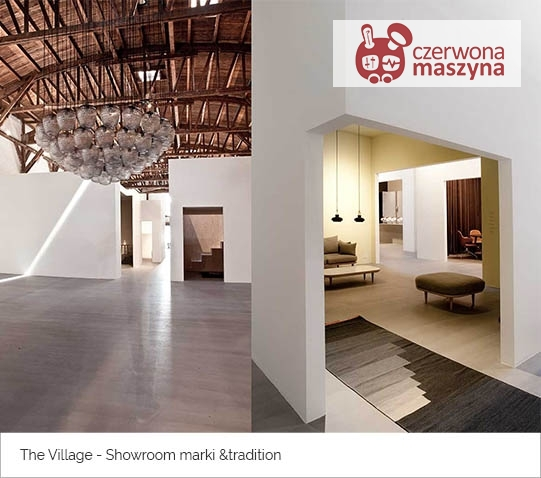 The Village - &tradition showroom