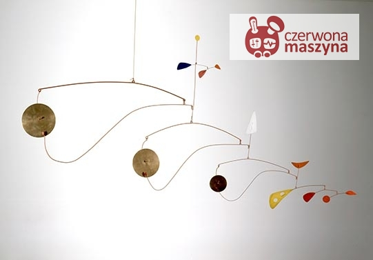 Rzeźba kinetyczna Alexandra Caldera