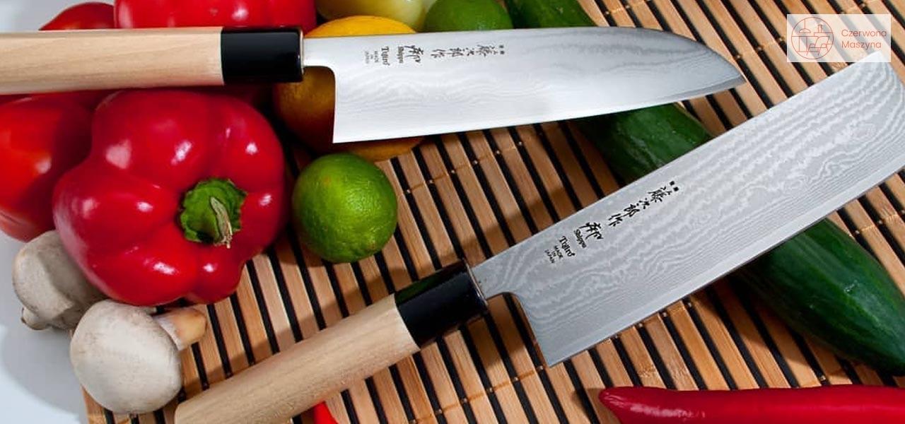 Ostrość noży kuchennych