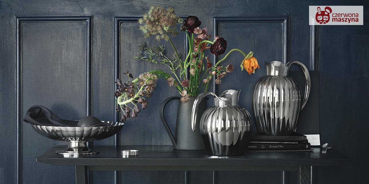 Wytworna elegancja - kolekcja Georg Jensen Bernadotte