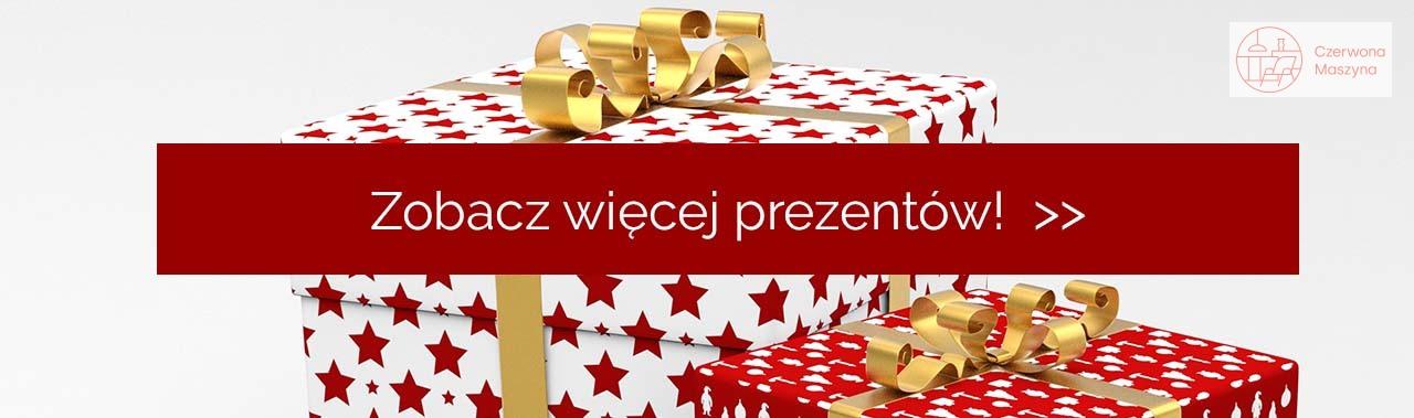 Zobacz więcej prezentów