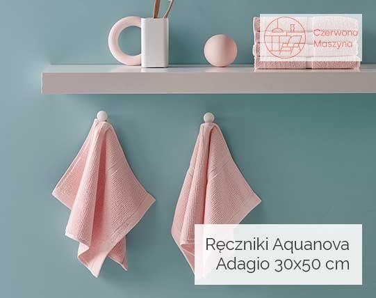 Ręczniki Aquanova Adagio 30x50 cm