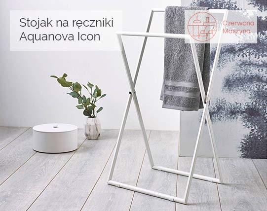 Stojak na ręczniki Aquanova Icon