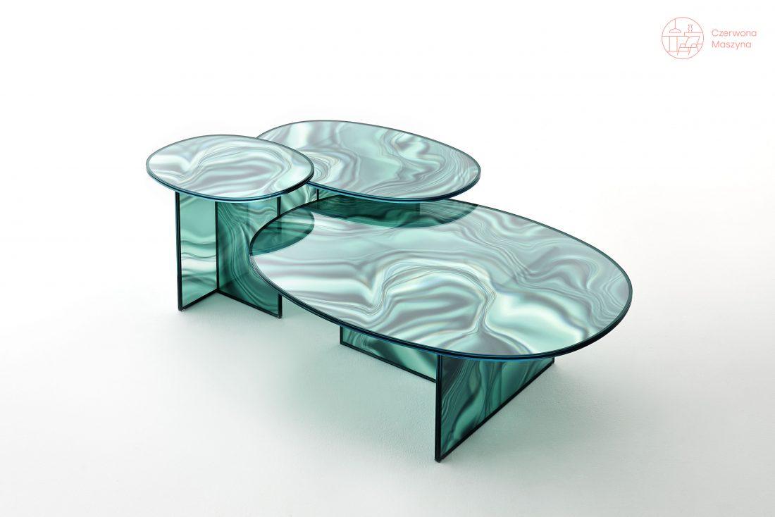 Stół zaprojektowany przez Patricię Urquiolę